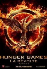 Hunger Games- La Révolte : Partie 1 - Affiche