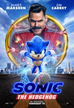 Sonic, le film - Affiche