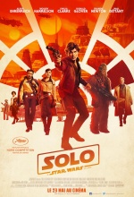 Solo : A Star Wars Story - Affiche
