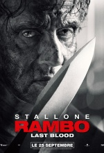 Rambo : Last Blood - Affiche