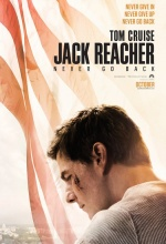 Jack Reacher  : Never Go Back - Affiche