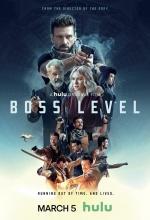 Boss Level - Affiche