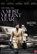 A Most Violent Year - Affiche
