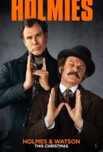 Holmes & Watson - Affiche