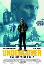 Undercover - Une histoire vraie - Affiche