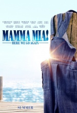 Mamma Mia ! Here We Go Again  - Affiche