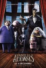 La Famille Addams (3D) - Affiche