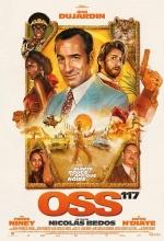 OSS 117 : Alerte rouge en Afrique Noire - Affiche