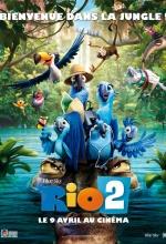 Rio 2 - Affiche