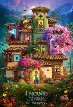 Encanto, la fantastique famille Madrigal - Affiche