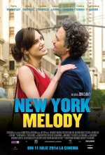 New  York Melody - Affiche