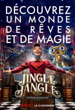 Jingle Jangle : Un Noël Enchanté - Affiche