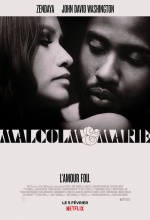 Malcolm & Marie - Affiche