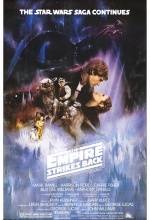 Star Wars : Episode V - L'Empire contre attaque - Affiche