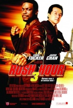 Rush Hour 3  - Affiche