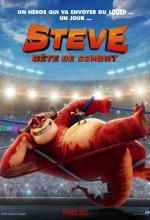 Steve - Bête de combat - Affiche