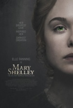 Mary Shelley - Affiche