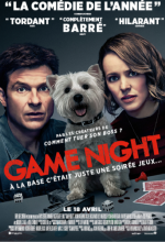 Game Night - Affiche