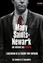 Many Saints of Newark - Une histoire des Soprano - Affiche