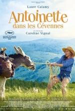 Antoinette dans les Cévennes - Affiche