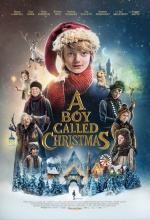 A Boy Called Christmas - Affiche