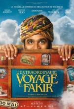 L'extraordinaire voyage du Fakir - Affiche