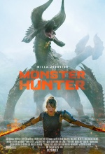 Monster Hunter - Affiche