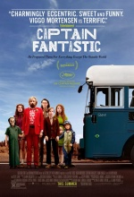 Captain Fantastic - Affiche