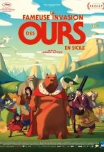 La Fameuse invasion des ours en Sicile - Affiche