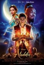 Aladdin (Guy Ritchie) - Affiche