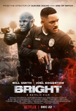 Bright - Affiche