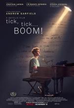 Tick, Tick ... Boom ! - Affiche