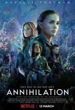 Annihilation - Affiche