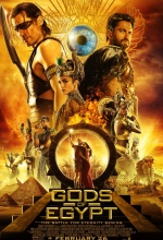Gods of Egypt - Affiche