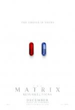 Matrix Resurrections - Affiche