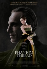Phantom Thread - Affiche