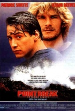 Point break extrême limite - Affiche