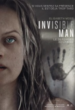 Invisible Man - Affiche