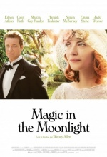 Magic in the Moonlight - Affiche
