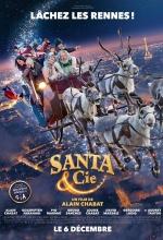 Santa & Cie - Affiche