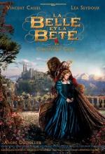 La belle et la bête (Christophe Gans) - Affiche