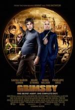 Grimsby-Agent trop spécial - Affiche