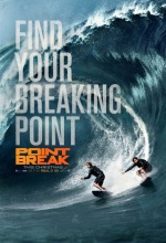 Point Break (remake) - Affiche