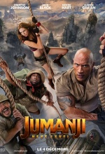 Jumanji : Next Level - Affiche