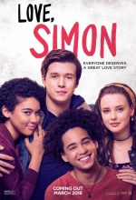Love Simon - Affiche