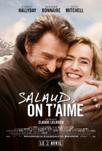 Salaud, on t'aime - Affiche