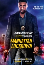Manhattan Lockdown - Affiche
