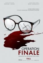 Operation Finale - Affiche