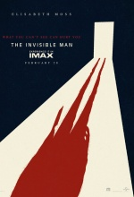 Invisible Man - Affiche