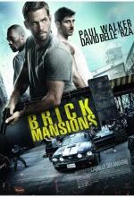 Brick Mansions - Affiche